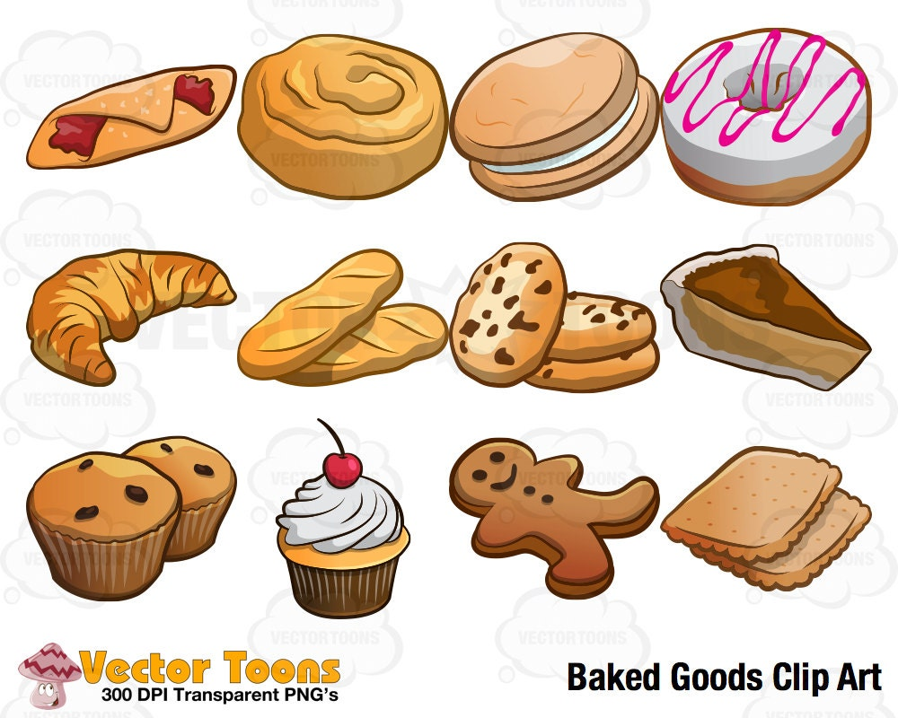 clip art images baked goods - photo #8