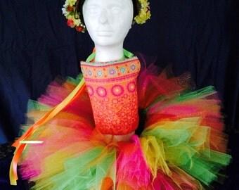 Starburst Colorful Tutu Set
