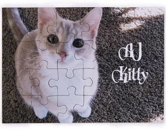 Personalized  Photo Jigsaw Puzzle, 24 Piece 4.25 x 6.25