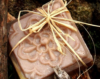 Whispered Promise Decorative Handmade Organic Goats Milk Gift Soaps