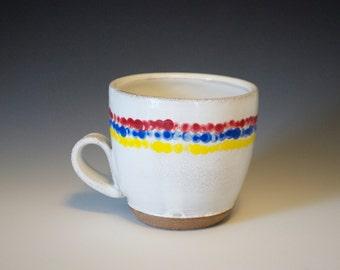 Primary Stripe Mug