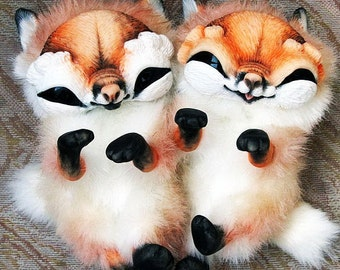 Sisters Foxes