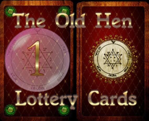 Lotto Card HeГџen