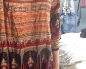 Hippie Boho Tunic