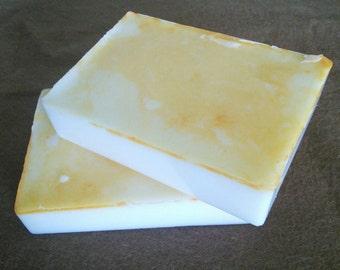 Organic goats milk soap with Grapefruit