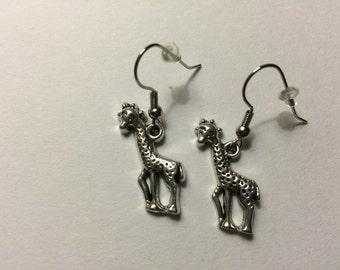 Giraffe Earrings - A3