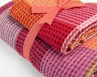 SPECIAL OFFER - Set of Linen Bath Towels, Eco Linen Towel, Linen Towel, Linen Gift