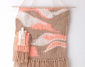Peachy Keen Weaving