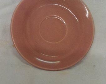 Bauer Pottery Saucer