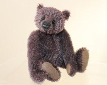 OOAK  Miniature Mohair Artist Teddy Bear
