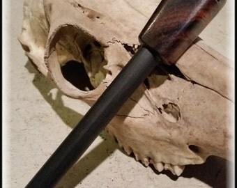 "Custom Handled 1/2""x6"" Ferrocerium (Fire Steel) Rod"