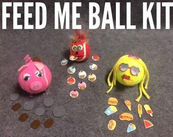 Feed Me Tennis Ball Kit