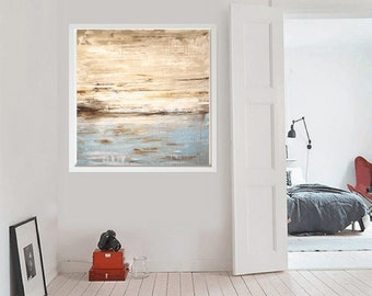 Painting wall art Abstract Painting Wall Decor by sophie vanderfeld