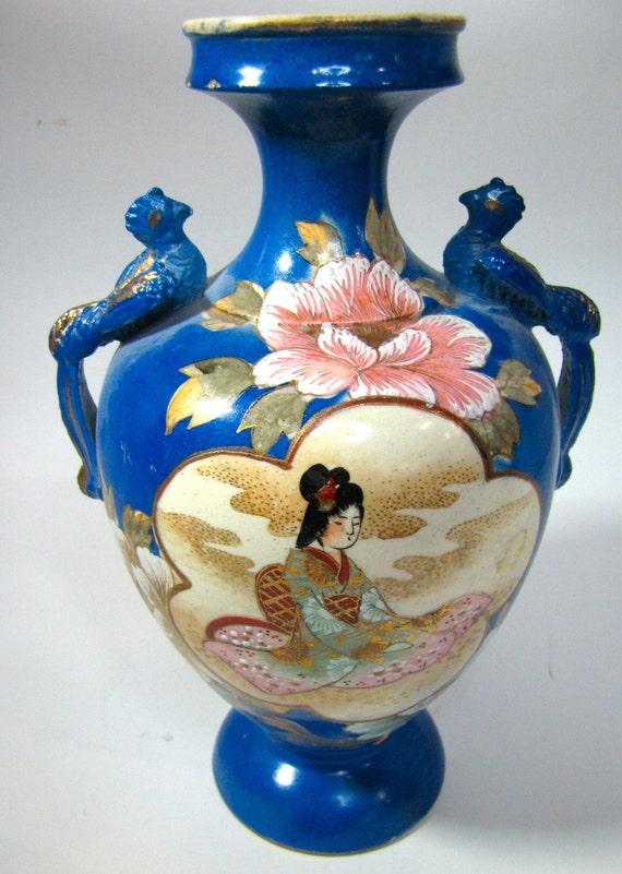 Asian Vase 61
