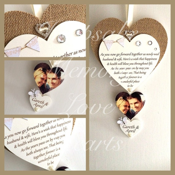 Personalised Wedding Gifts Vintage : ... Gifts Guest Books Portraits & Frames Wedding Favors All Gifts