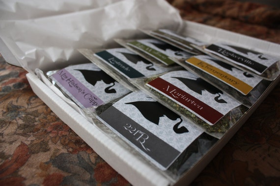 The Sherlock Tea Collection