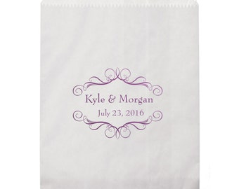Embellishment Personalized Favor Bags