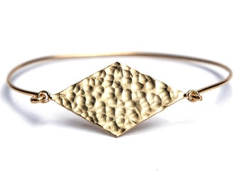 Stacking Bracelet - The Golden Triangle