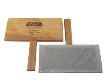 "Made In USA Howard Standard (9"") Hand Carders Your Choice 54, 72, or 90 TPI SUPER Fast Shipping"