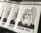 THIS GOTH BITCH / Issue no 1