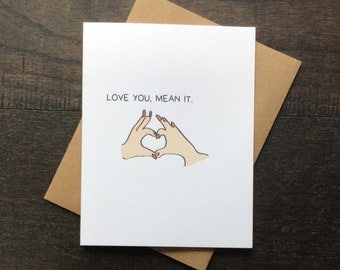 Funny valentine card, Funny anniversary card, Pop Culture, Anniversary card for boyfriend, Funny card for girlfriend