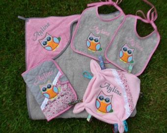 Boy or girl custom birth Kit