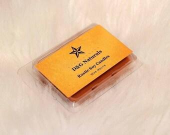 D&G Naturals: Soy Wax Melts