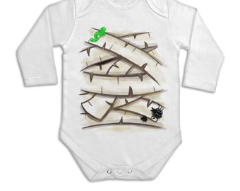 Mummy Costume long sleeve baby grow