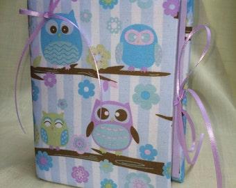 Owl photo album