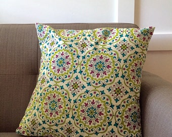 Modern Pattern Throw pillow