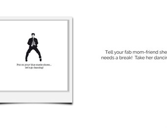 Funny Love Cards, Hello Cards, Instant Download or Printed Just For You
