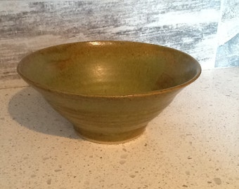 Light Green Serving Bowl