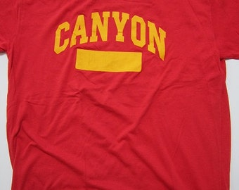 CANYON Vintage T - Printed Graphic