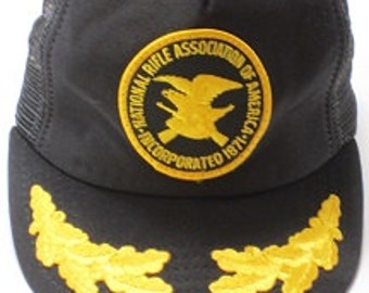 NRA Trucker Cap