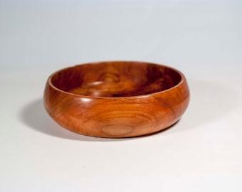 Medium Mahagony bowl