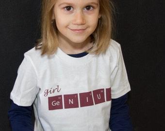 Girl Genius - Chemistry T-shirt