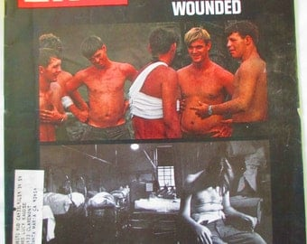 Vintage 1970 LIFE  Magazine may 22 1970  Our Forgotten Wounded featured  story
