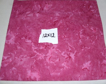 """12""""X12"""" One Piece Pink-Marbled Pillow Cover"""