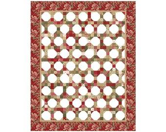 Honeycomb PDF Quilt Pattern