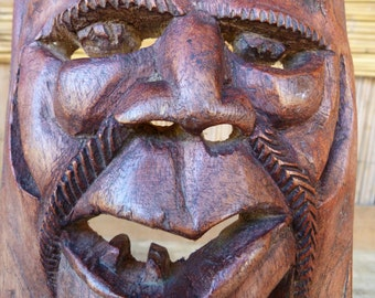 African Nyou Mask
