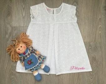 Sleveless Summer dress for kids