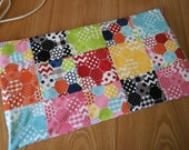 Electric Heating Pad Cover Pattern with cord cozy