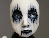 Corpse Paint Doll