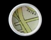 Tiny Tin - 1920s NYC Map