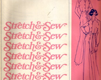 Stretch & Sew Jumpsuit Pattern 720