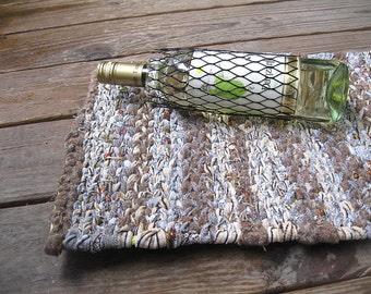 EL DORADO  rag weaving TaBLE RuG  Placemat