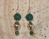 Your Choice - Sterling and Gemstone Earrings