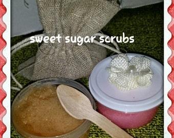 Sweet Sugar Scrubs