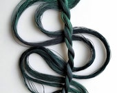 "Size 80 ""Forest"" hand dyed thread 6 cord cordonnet tatting crochet cotton"