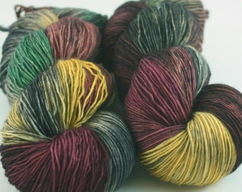 Special Skeins 217 - Simplicity - Hand Dyed Yarn